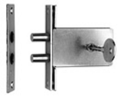 Simple Mortise Lock Body