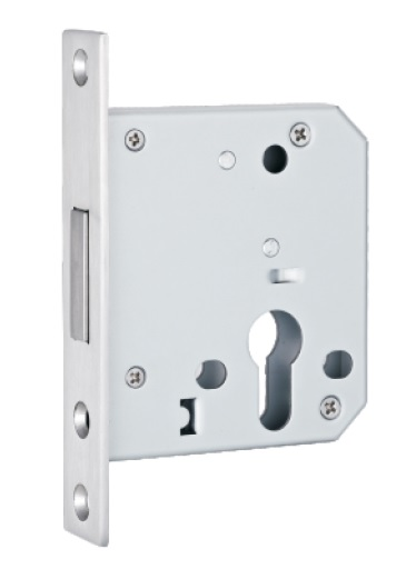 Euro Mortise Lock Body - Dead Bolt Fire Rated Lock
