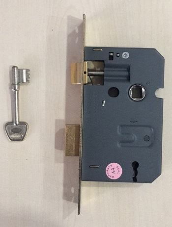 5 Lever Light Duty Mortise Lock Case