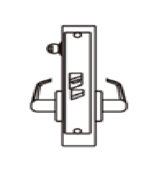 ANSI Commercial Mortise Lock - Classroom Lock 教室鎖