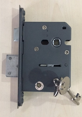 5D Super Sashlock Mortise Lock Case