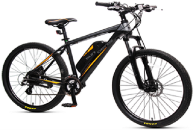 E-Bike (Electric Mountain Bike)